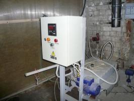 Линия для производства газобетона ГБС-500