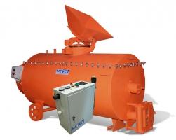 Комплект пенобетоносмеситель МЕТЕМ-500 + пеногенератор ПГ-АВ