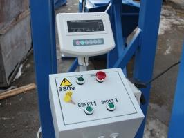 Линия для фасовки сухих смесей МИКС-500