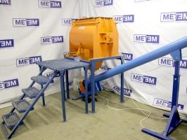 Линия для фасовки сухих смесей МиниМИКС-350