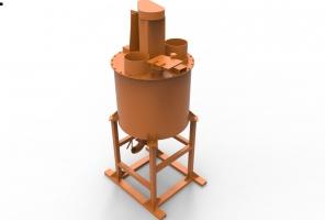 Линия для производства газобетона ГБС-350
