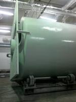 Бункер для хранения цемента ЦС-16
