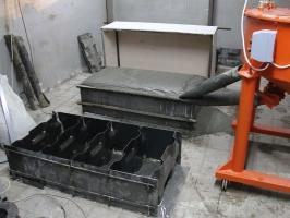 Мини завод МЕТЕМБЛОК 250  – газобетон