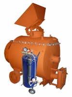 Комплект пенобетоносмеситель МЕТЕМ-250 + пеногенератор ПГ-8