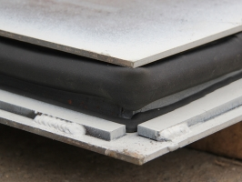 Поддон формы  (6 блоков) металл