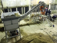 Автоматизированная линия по производству газобетона