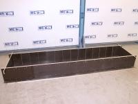 Борта формы из ламинированной фанеры с перегородками. (14 блоков)