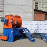Комплект мобильная станция ПСГ-1000 + пеногенератор ПГ-АВ-200